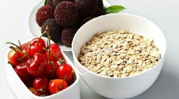 cách chế biến bột yến mạch giảm cân